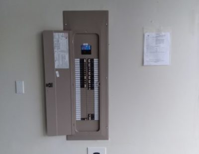When your home or business needs electrical panel service, upgrade or replacement, our expert licensed and bonded electricians have got you covered!